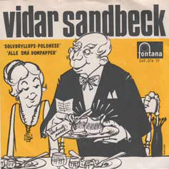 Vidar Sandbeck single nr. 19 (Foto/Photo)