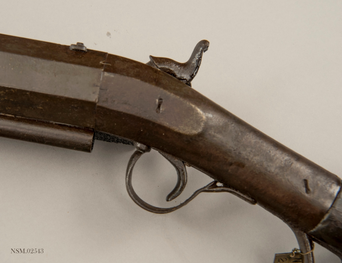 Harpungevær,  23 mm  kaliber