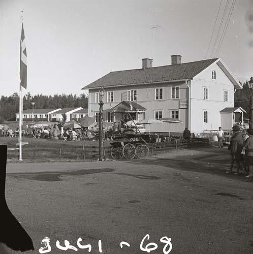 Lassekrog juli 1968.