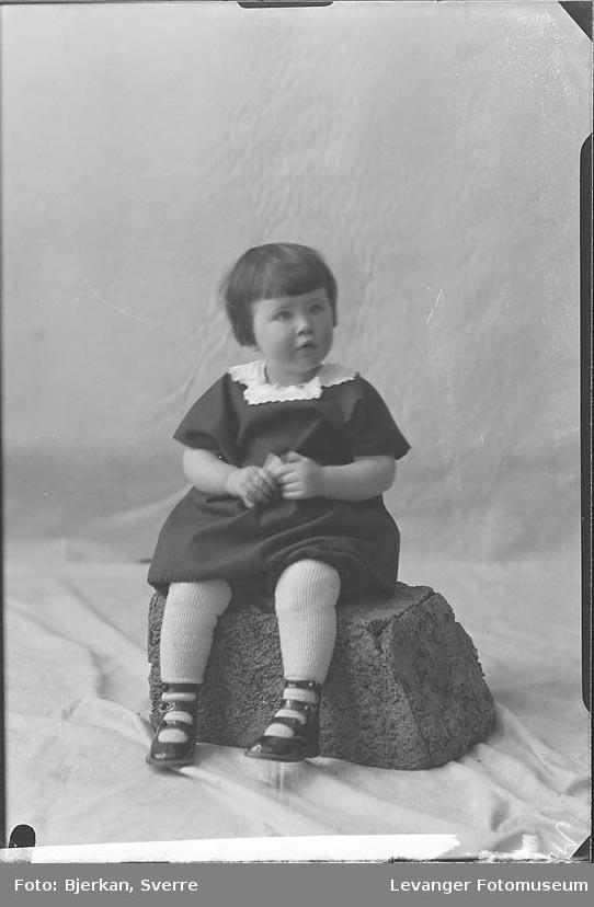 Portrett av Flis's datter navn ukjent