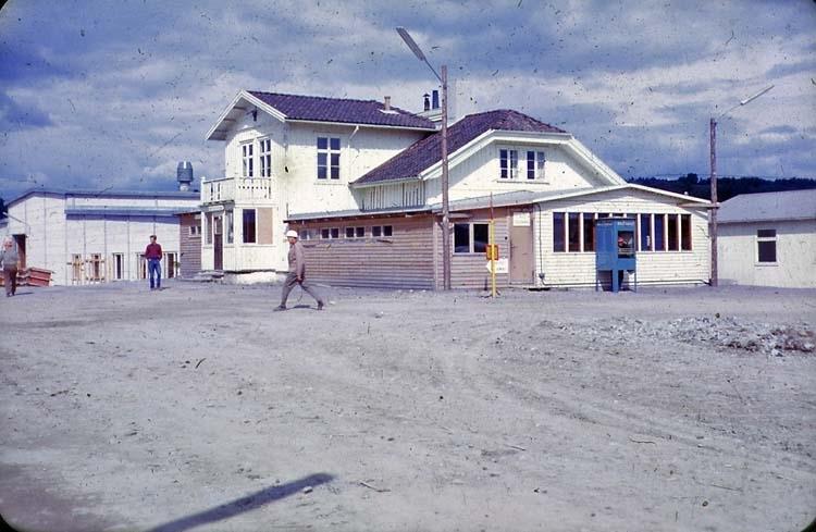 Pilgården (verkstadsbyggnaden).
