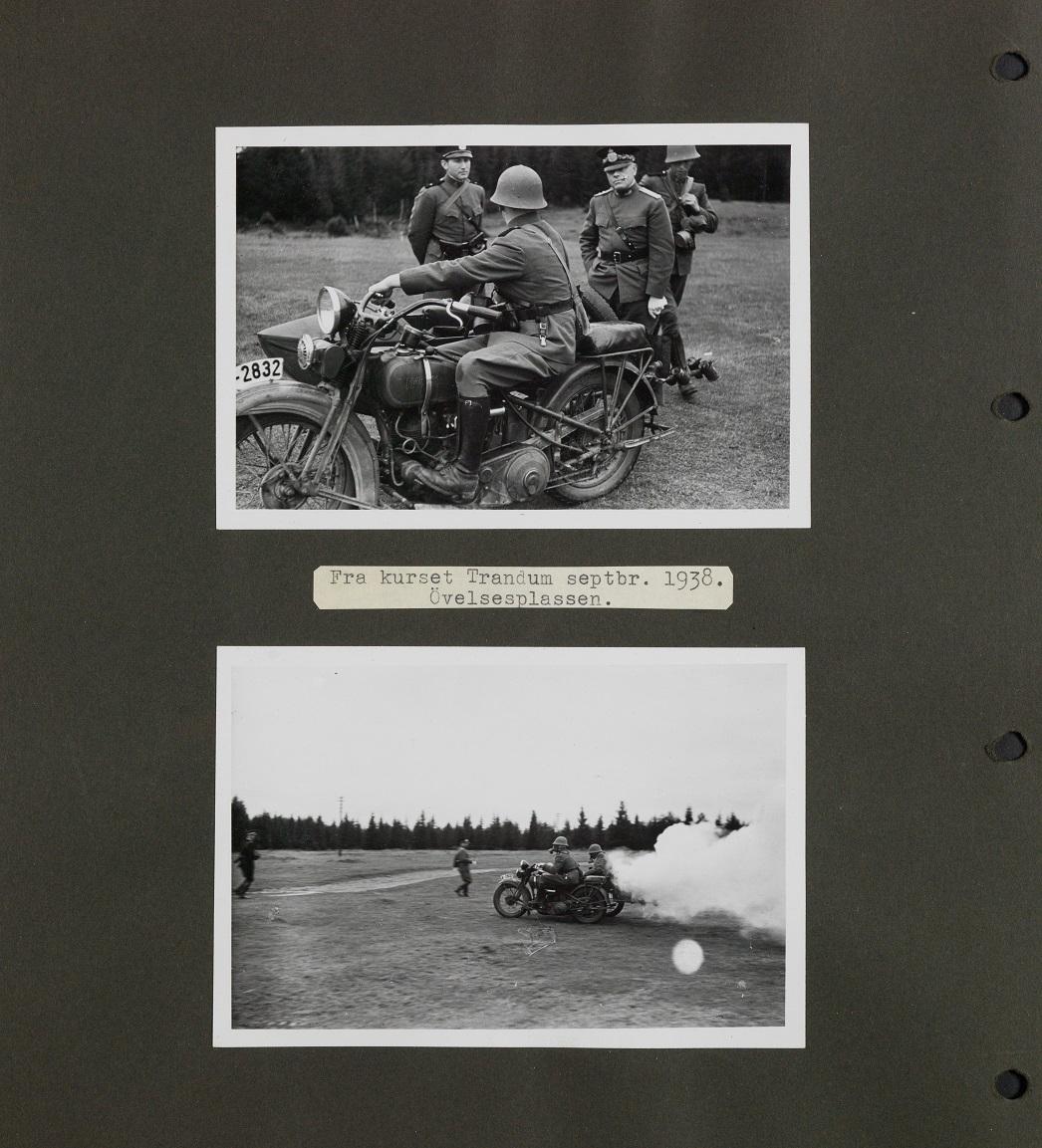 Bildet er en kopi hentet fra album X i Utrykningspolitiets fotosamling