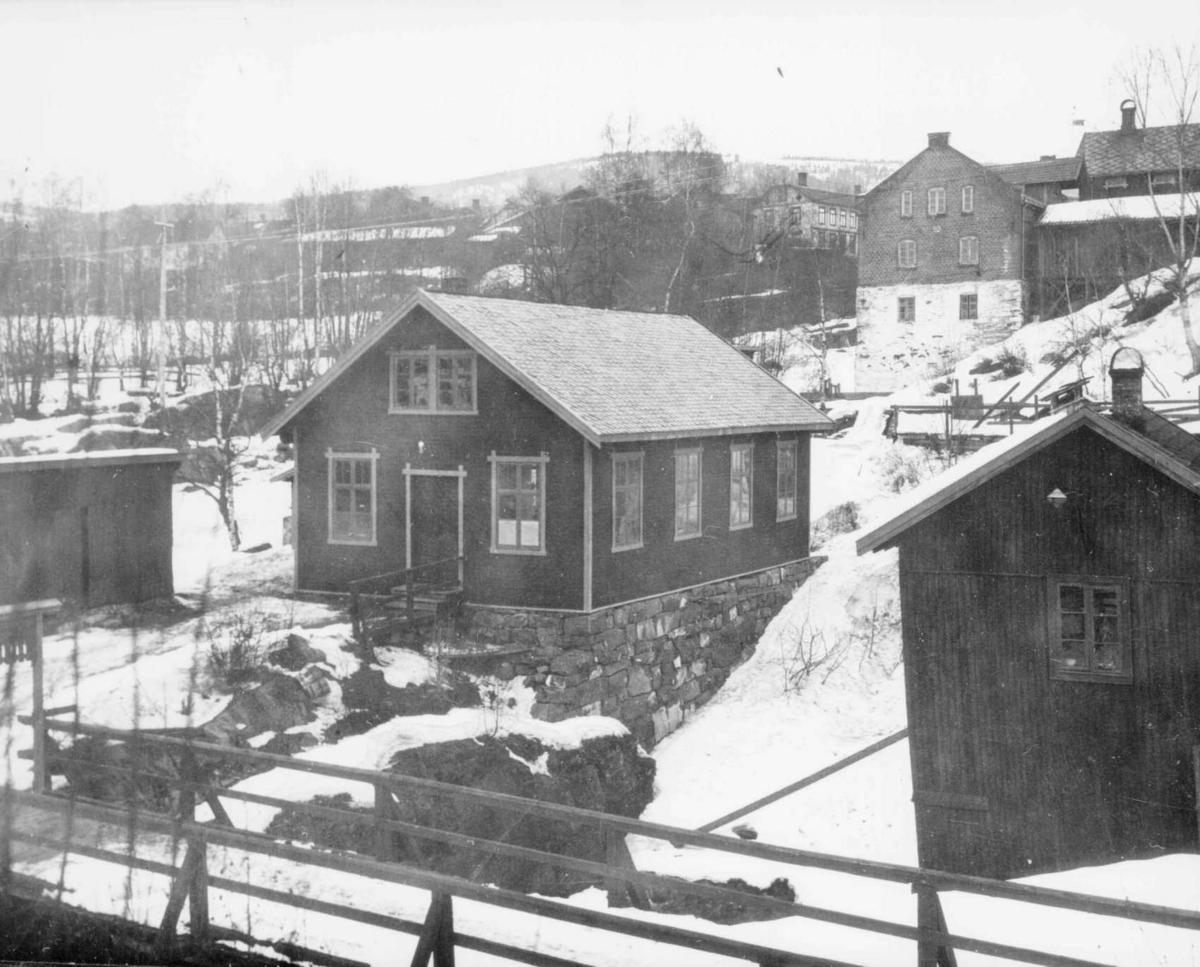 Repro: Nymo bruk, senere Øya Trevarefabrikk,  Lillehammer.
