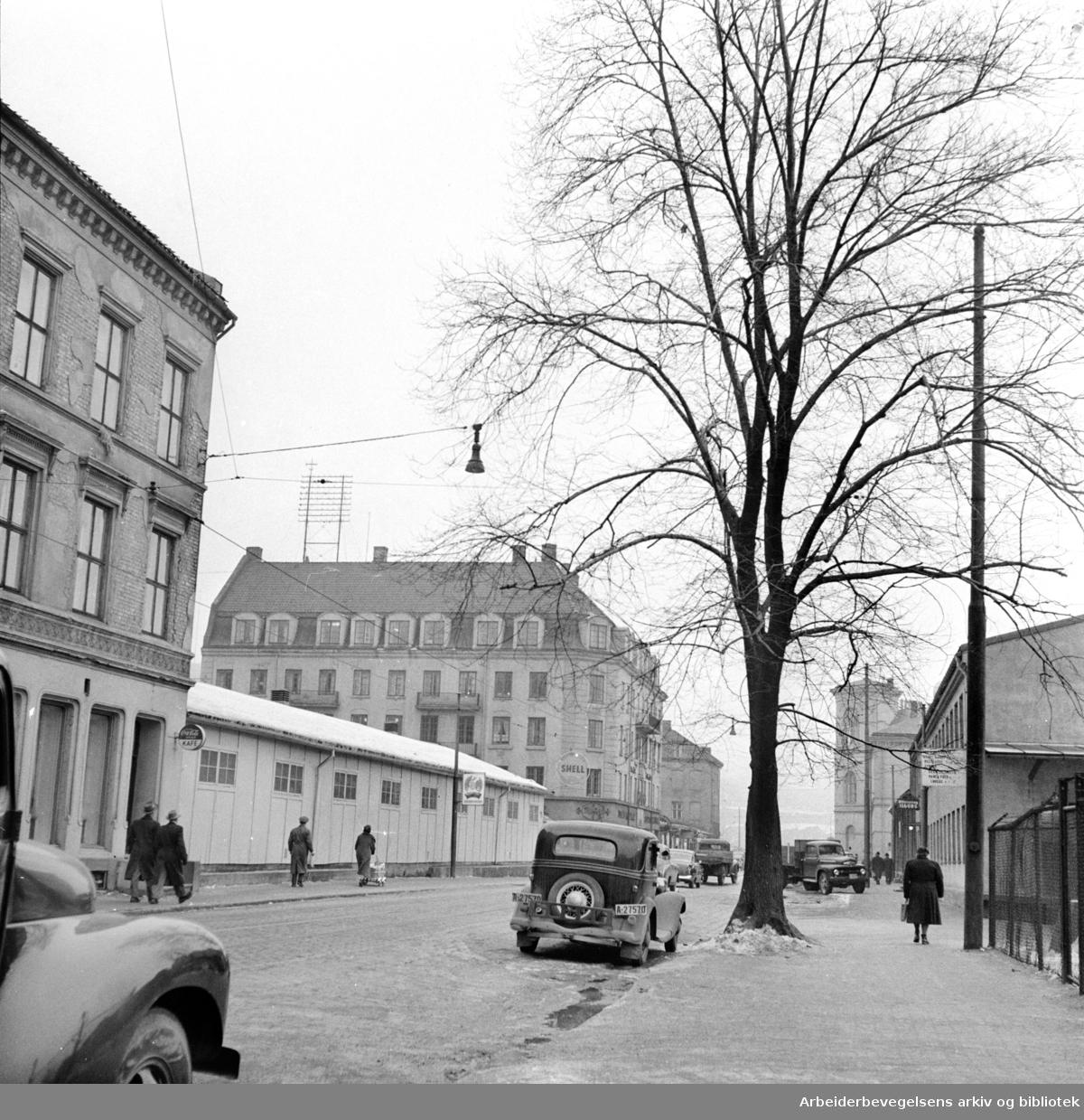 Enga. Februar 1958