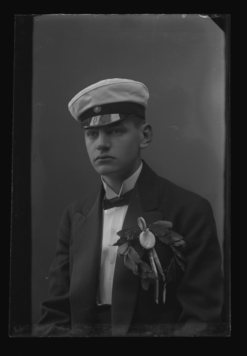 Student Åke Edvardsson