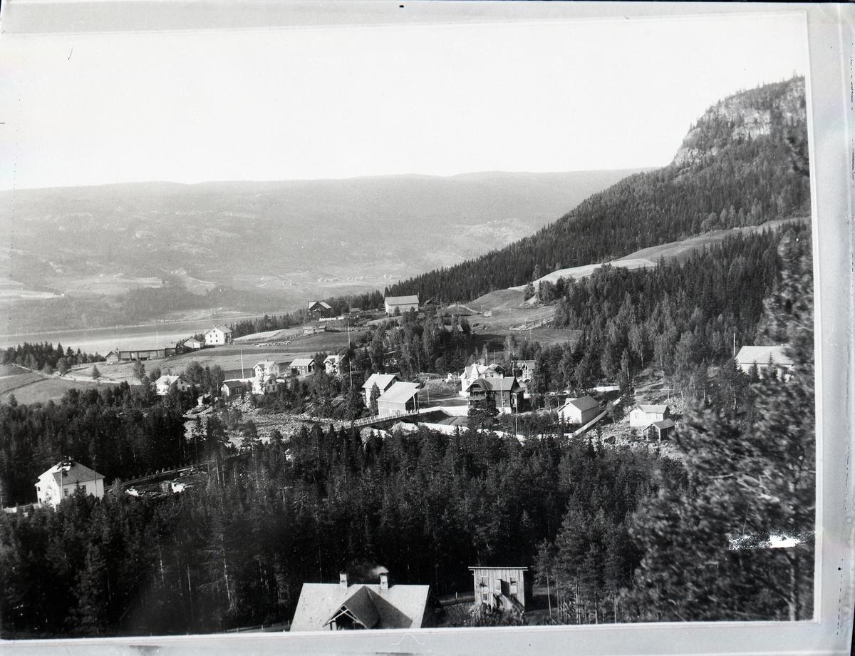 Slått på Øvre Nes gard, Fagernes, Nord-Aurdal