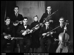 Musikere Ringebu 1930 - åra.