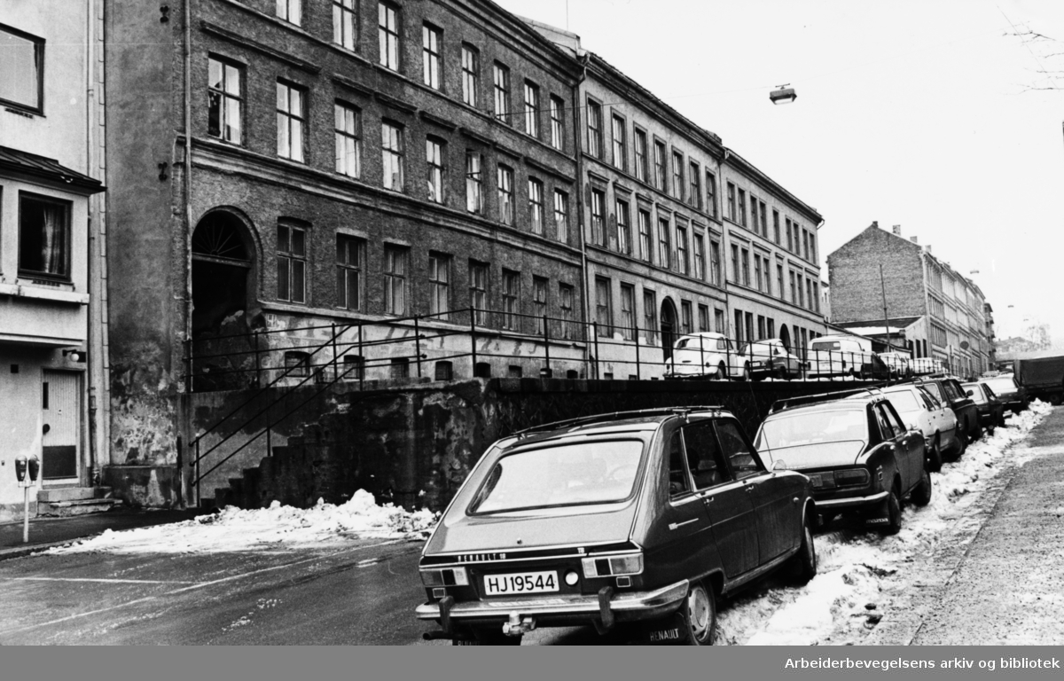 Borggata 4 - 6. Mars 1978