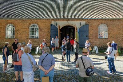Fredrikstad museum i Tøihuset, Gamlebyen
