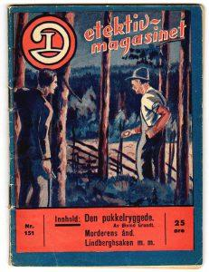 Detektivmagasinet fra 1935