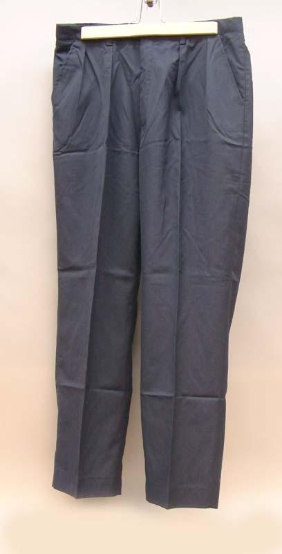 Mörkblå långbyxa, storlek C 23.