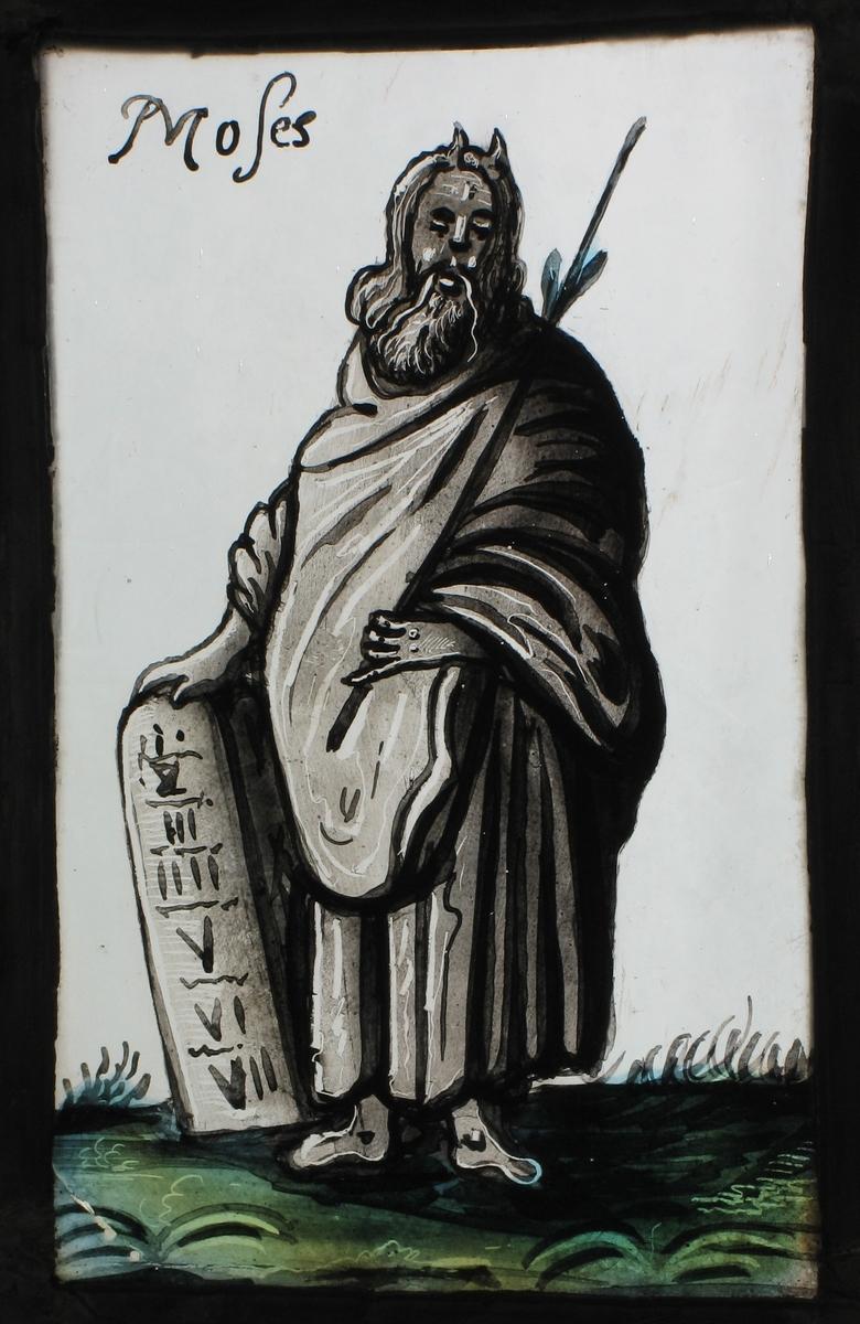 Moses med tavlene