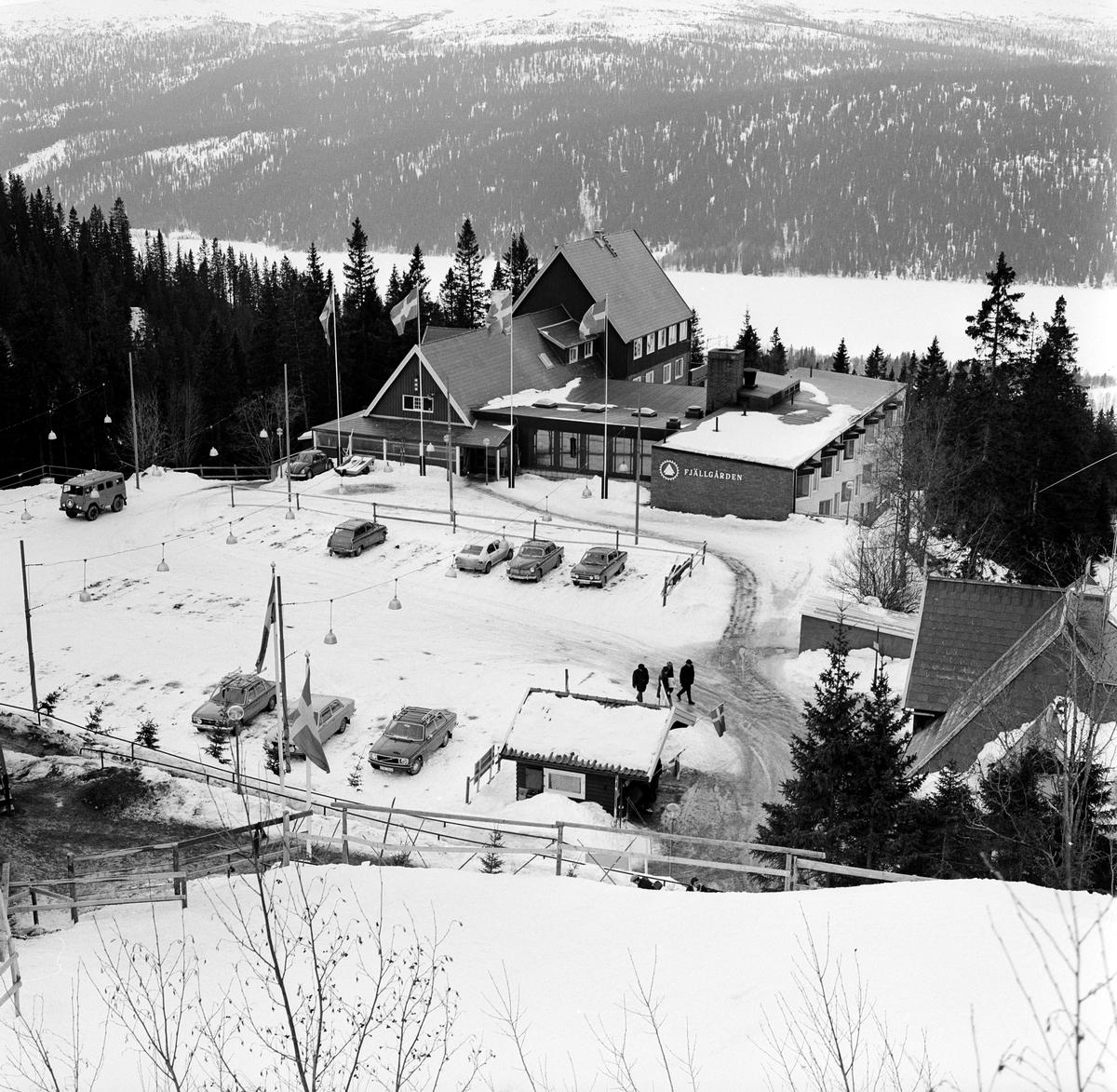 Fjällgården i Åre