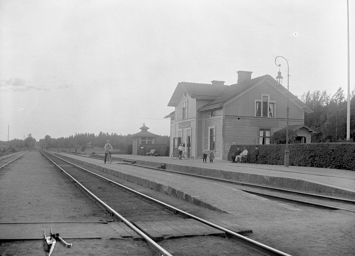 Ullersäter station.
