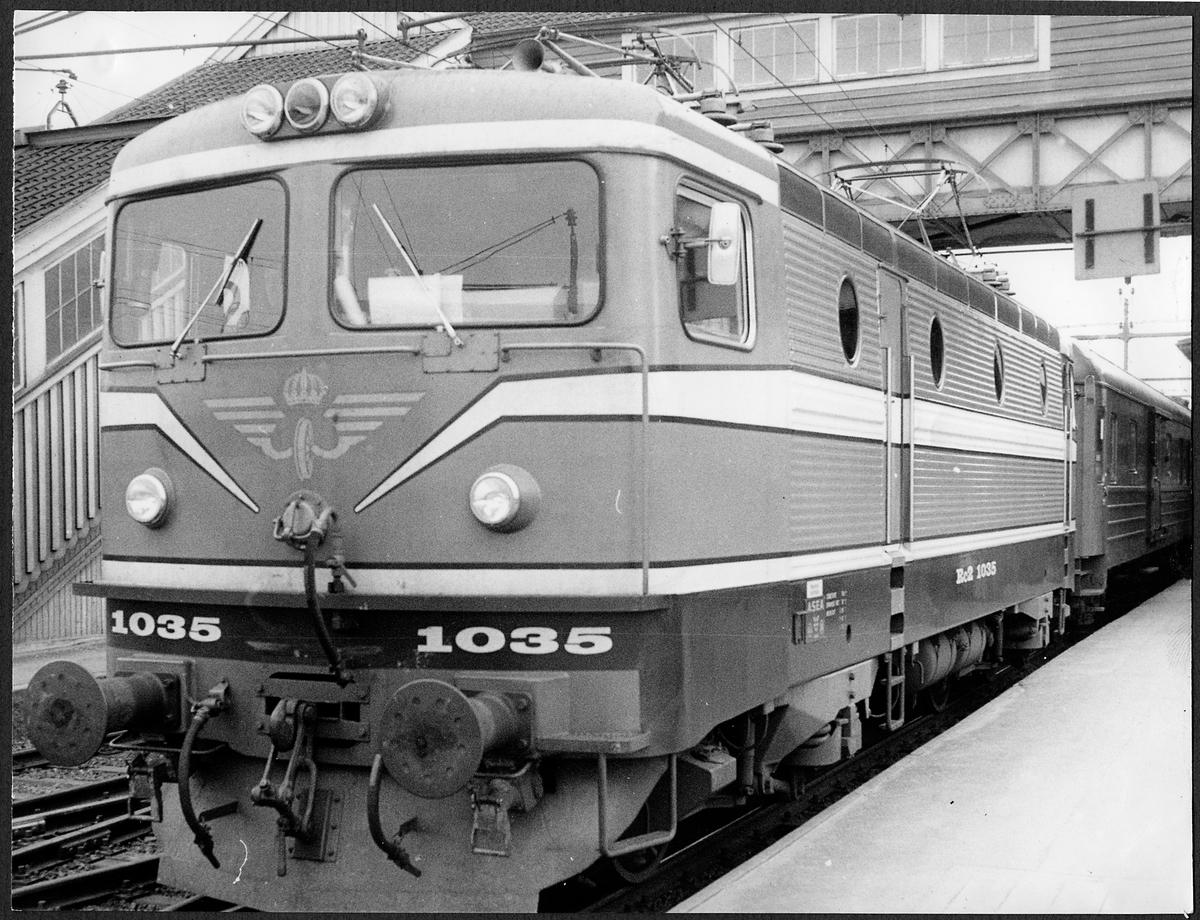 Statens Järnvägar, SJ Rc2 1035.