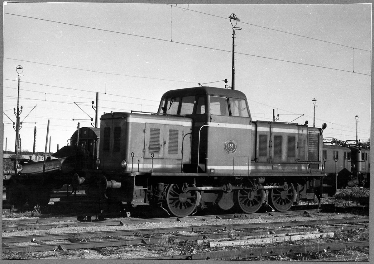 Statens Järnvägar, SJ T31 138.