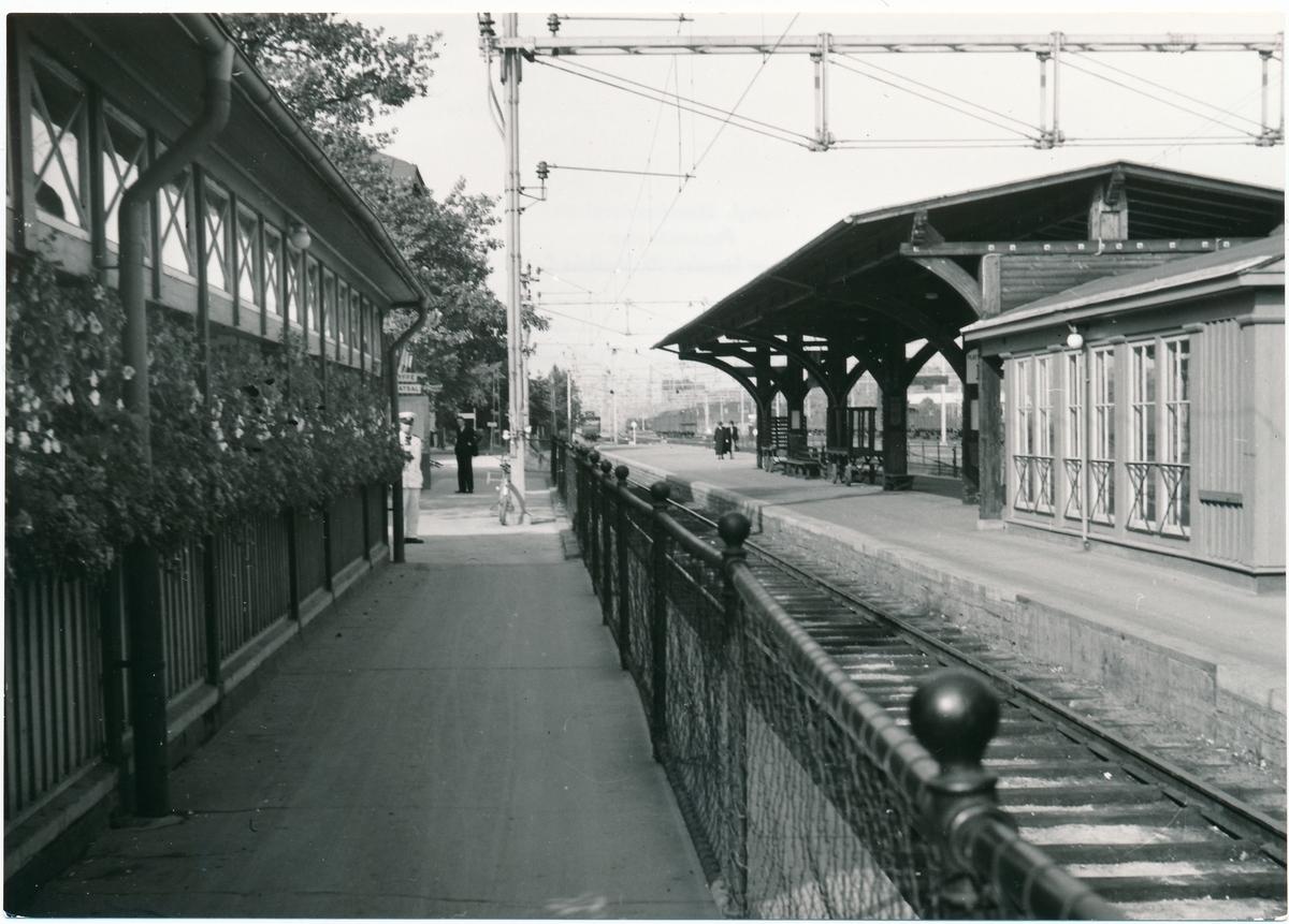 Stationsområde