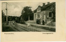 Köpmannebro station