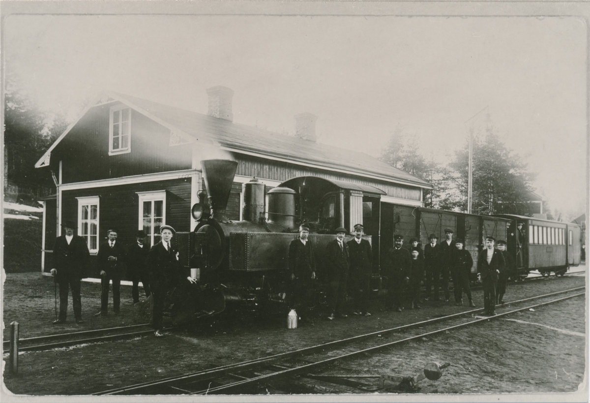 Smålands Anneberg station