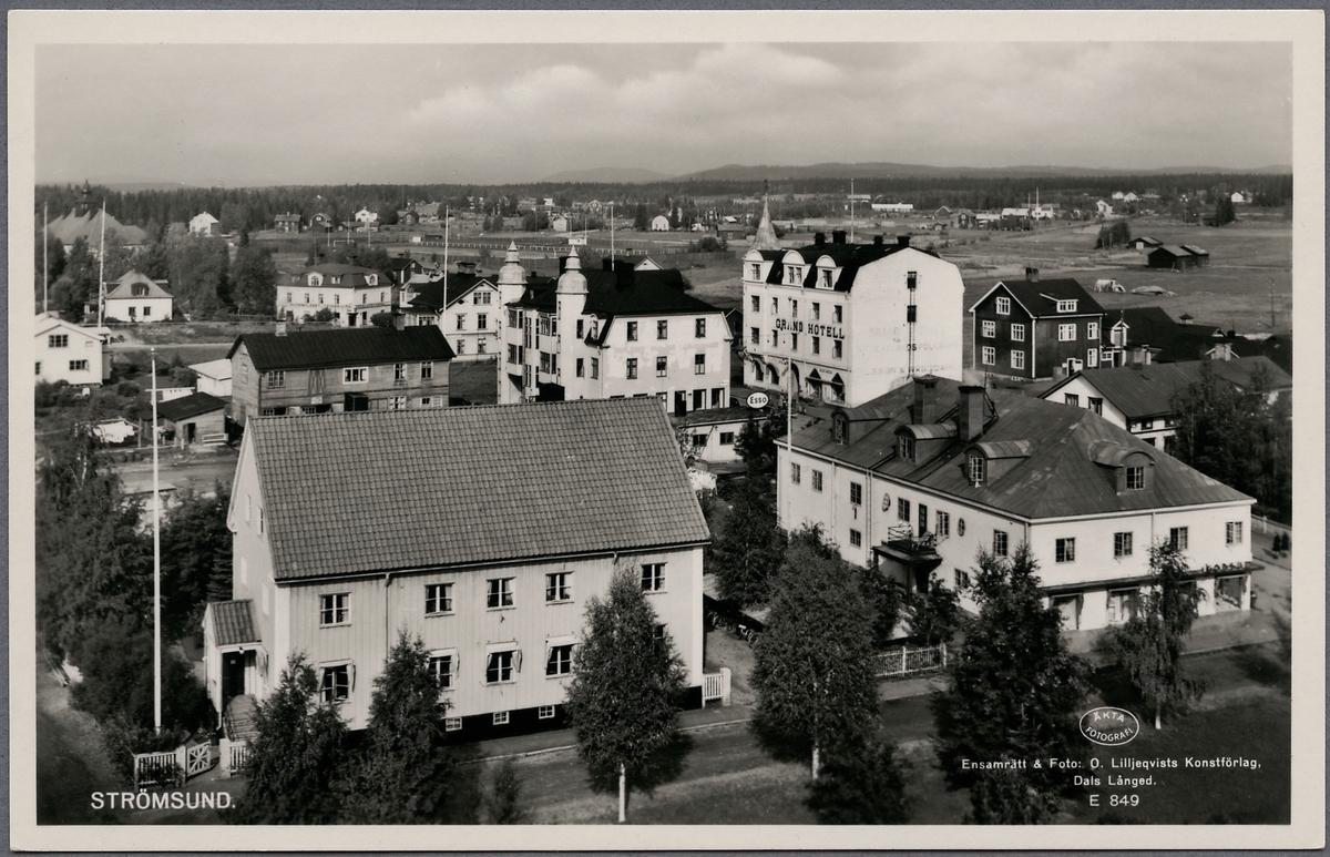 Strömsund.