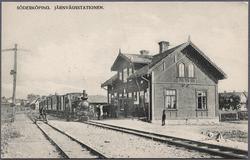 Söderköpings Järnvägsstation