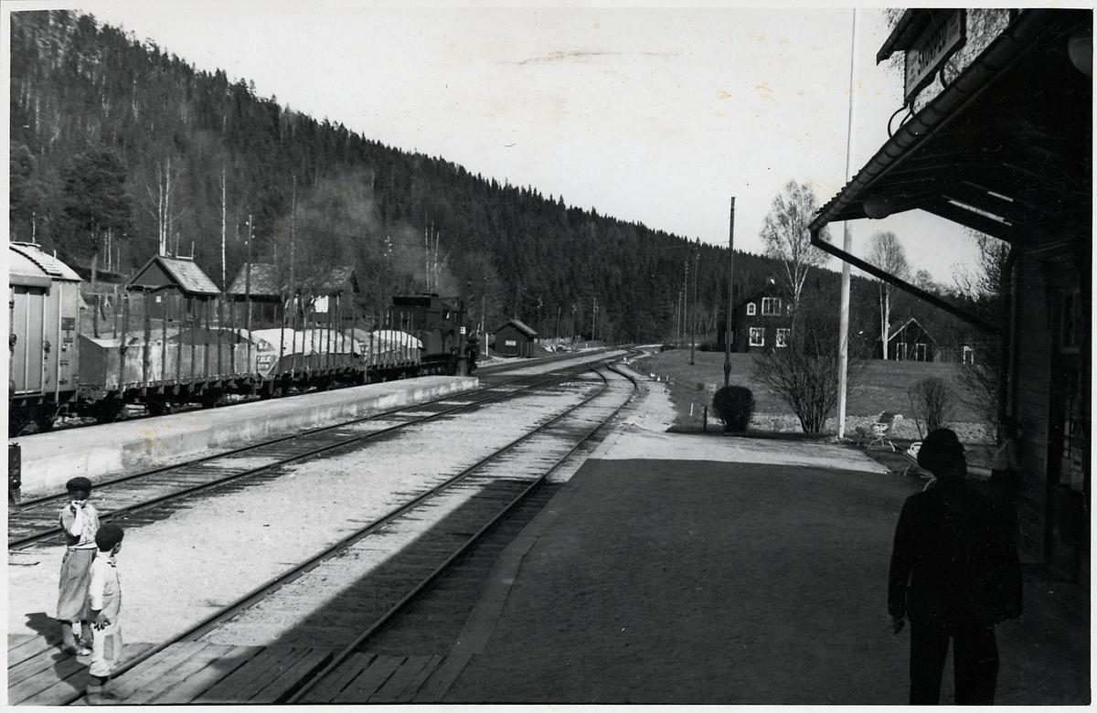Skorped station.
