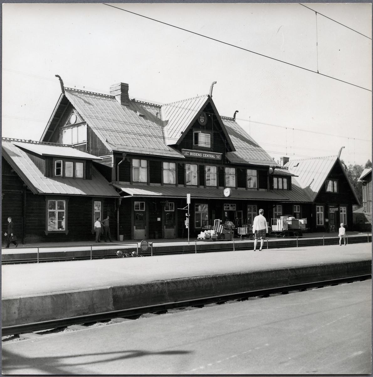 Bodens station.