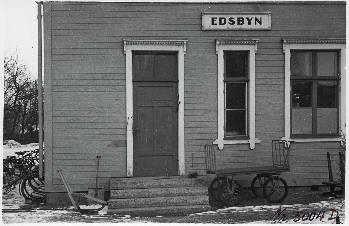 Edsbyn stationshus