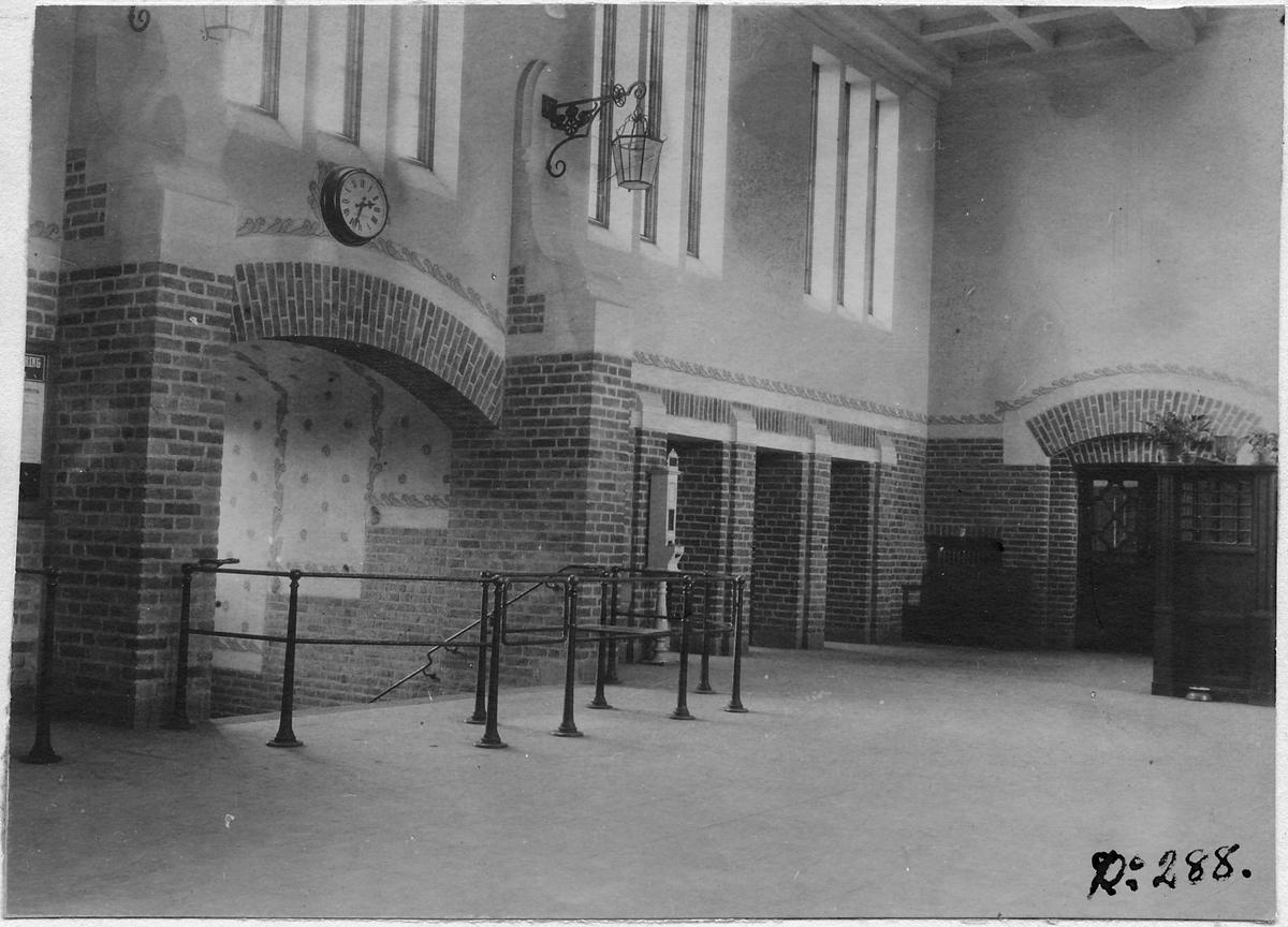 Hässleholms stationshus