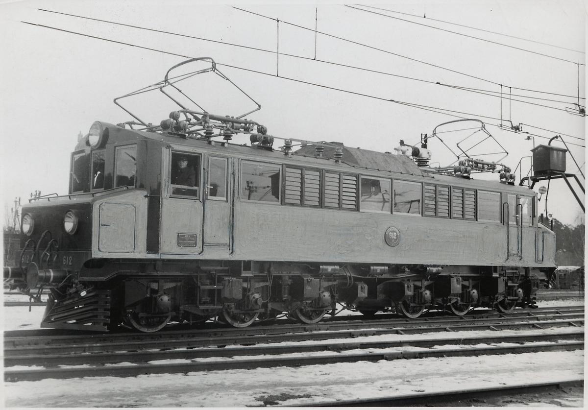Statens Järnvägar, SJ M 612.