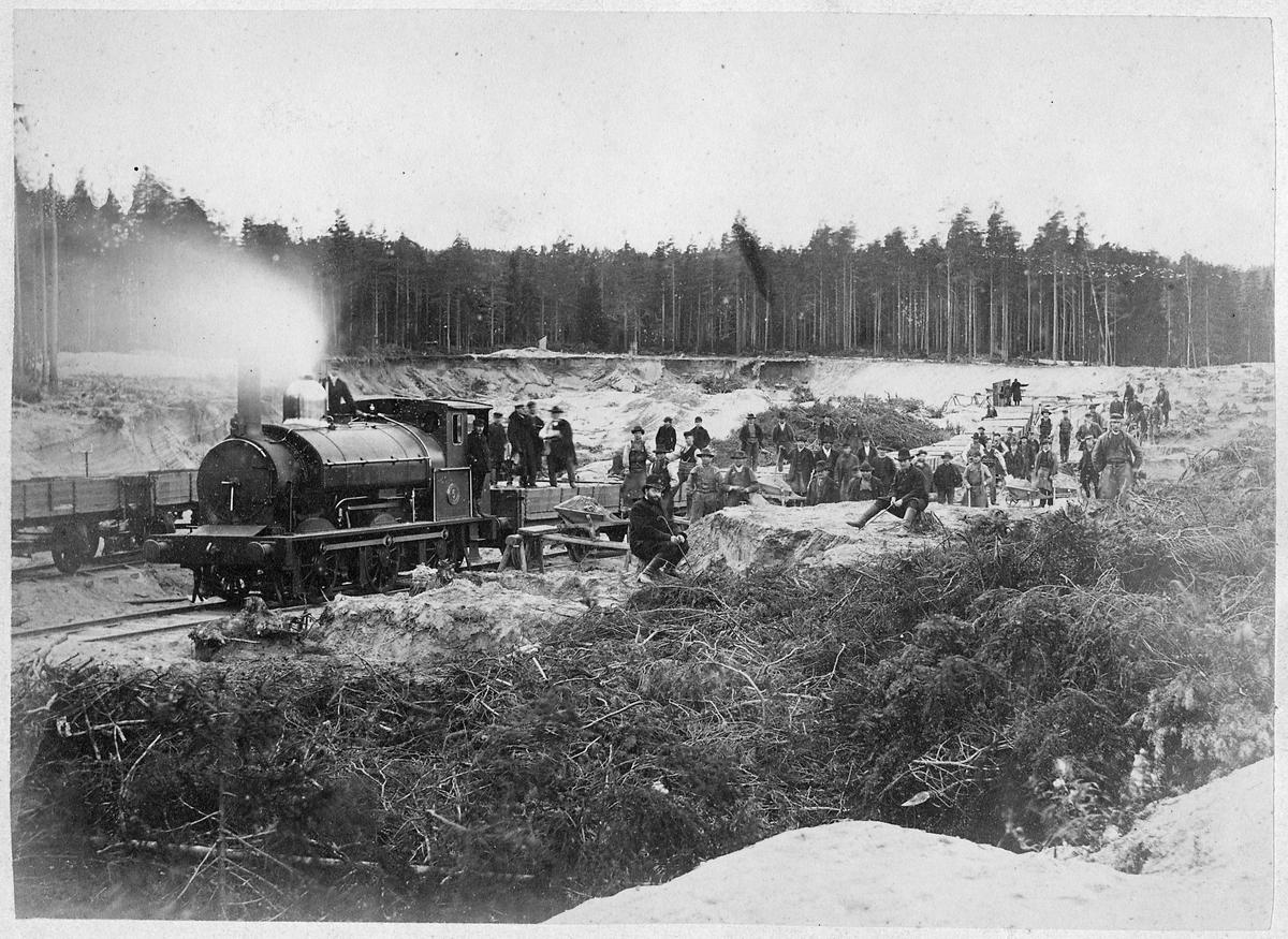 Bergslagernas Järnvägar, BJ U 5.
