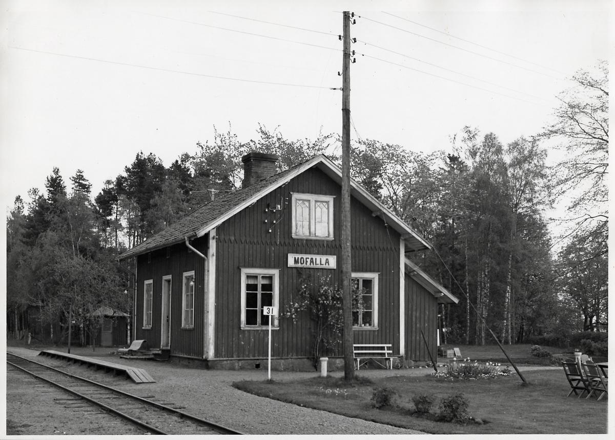 Mofalla station.