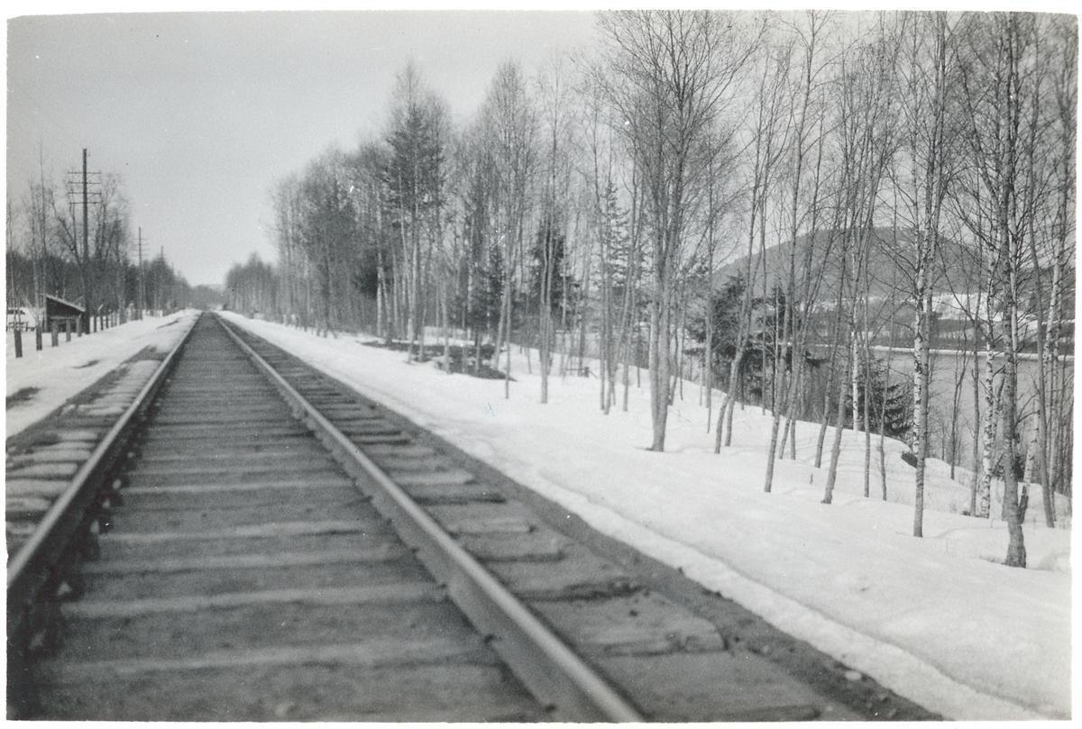"""""""Gammelgården"""", på linjen mellan Repbäcken och Duvnäs."""