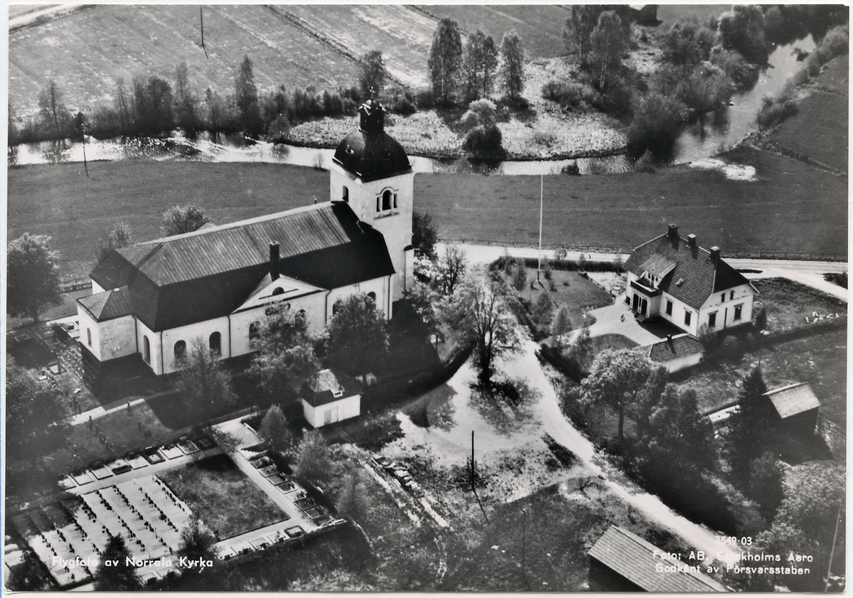 Norrala kyrka.