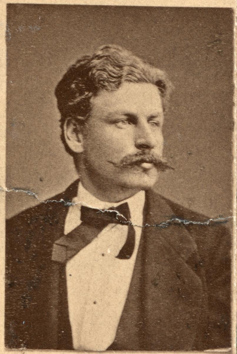 Nivellör Jakob Theodor Calander.