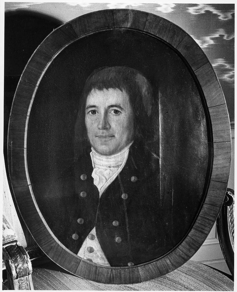 Ingenjör Thomas Stawford.
