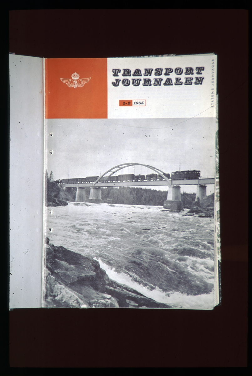 Transport Journalen 1-2 1955.