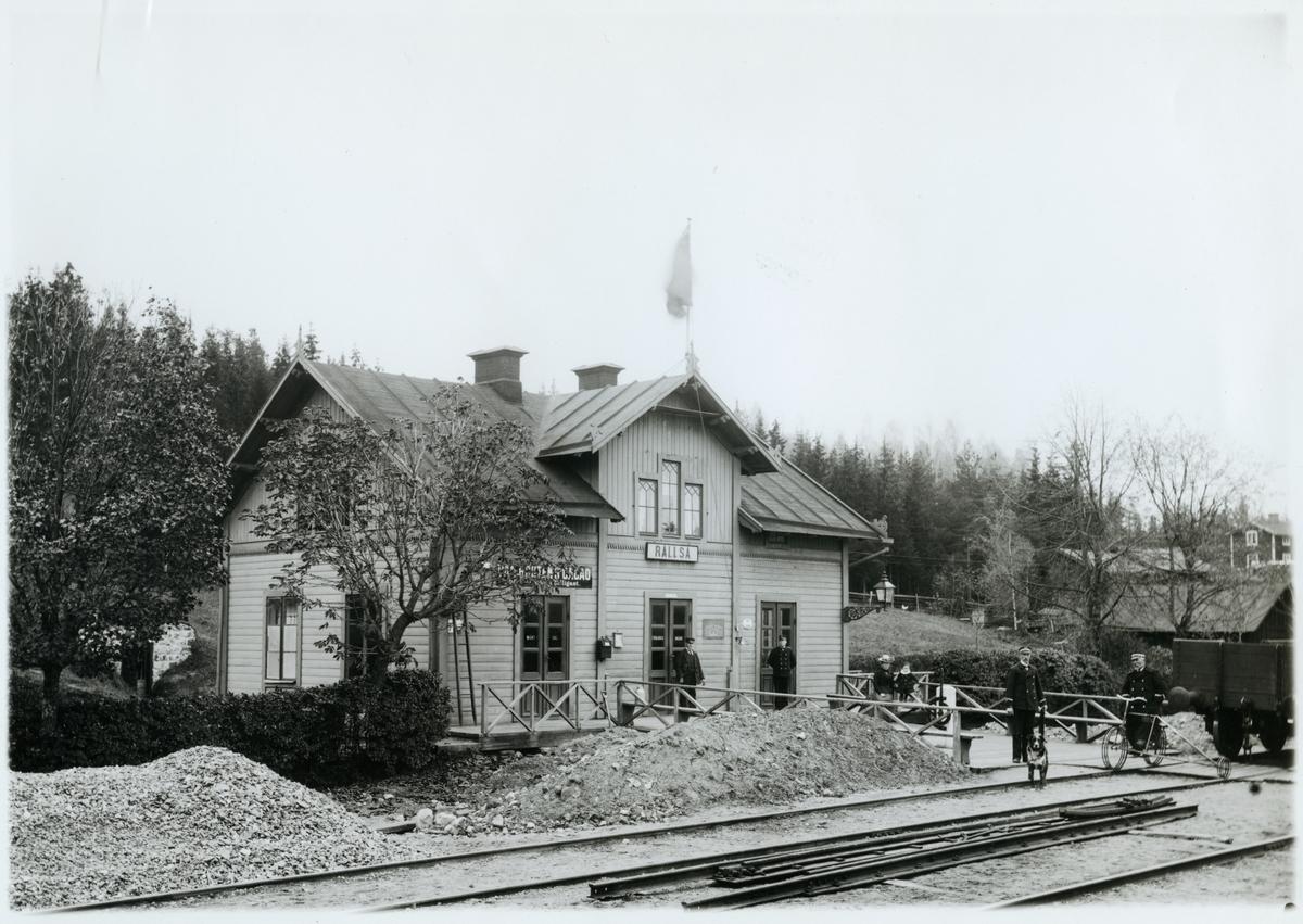 Rällså station.