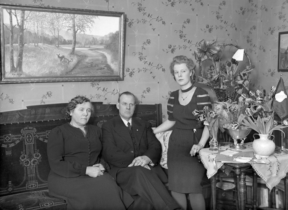 Wassberg, Nyvall. Foto febr 1941.