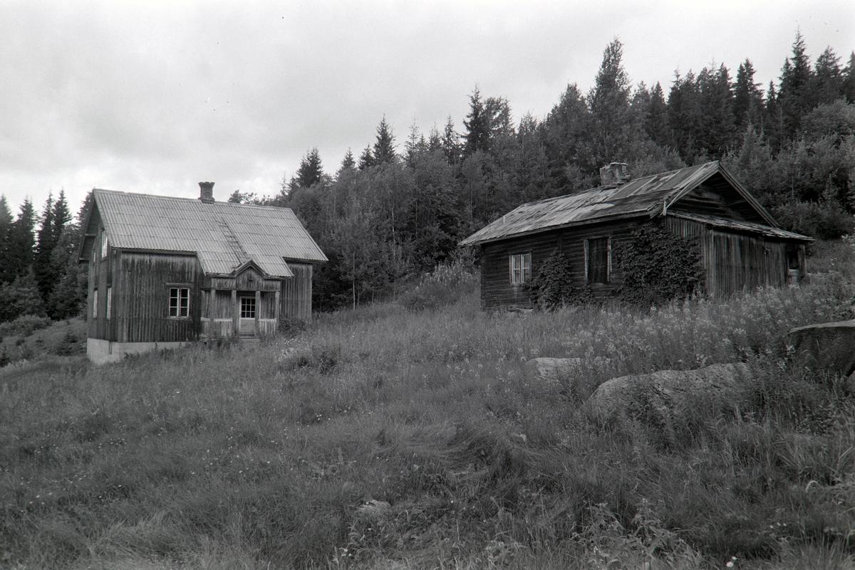 Larstorpet, Grue Finnskog, Solør.