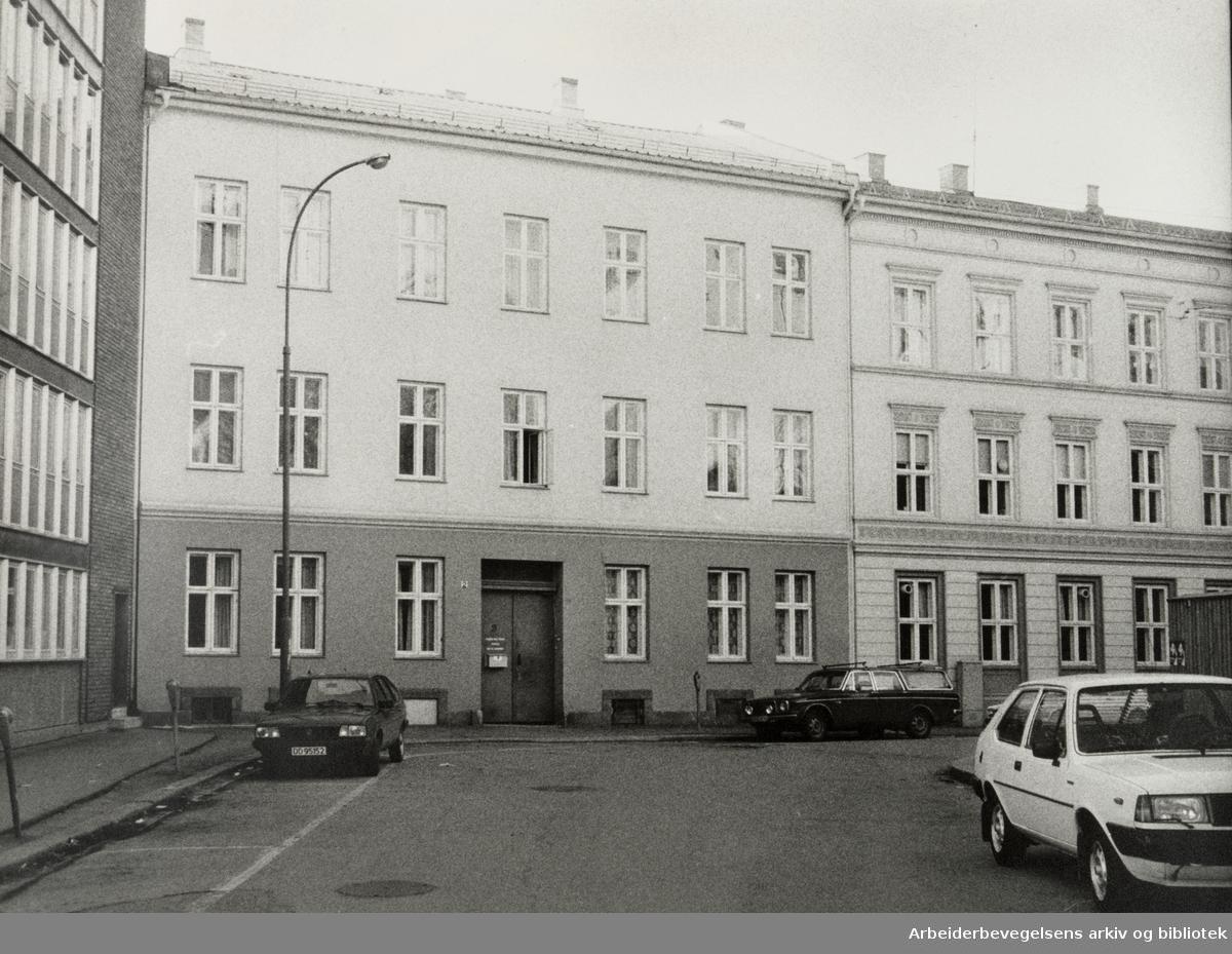 Fredensborgveien 2. April 1985