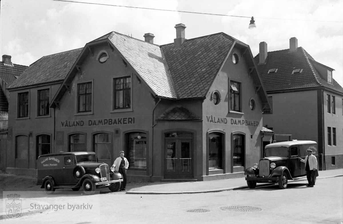 Våland Dampbakeri a/s Konditori & Wienerbakeri