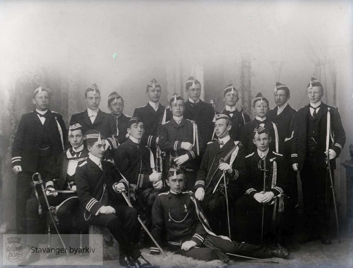 Stavanger Buekorps 1904