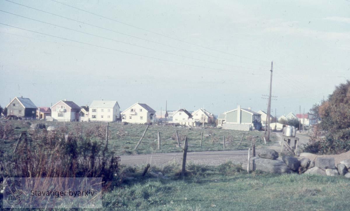 288. Hundvåg, bebyggelse