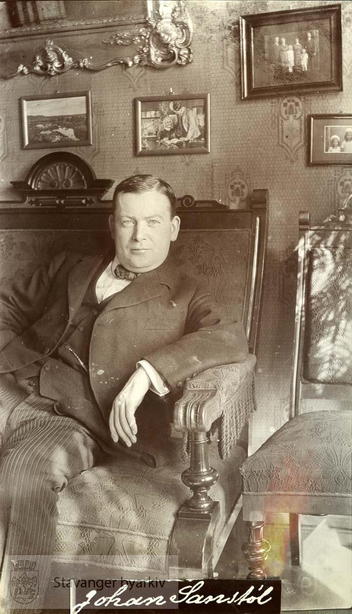 Johan Sandstøl