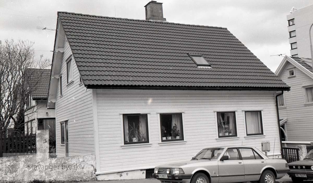 Peder Claussønsgate 21
