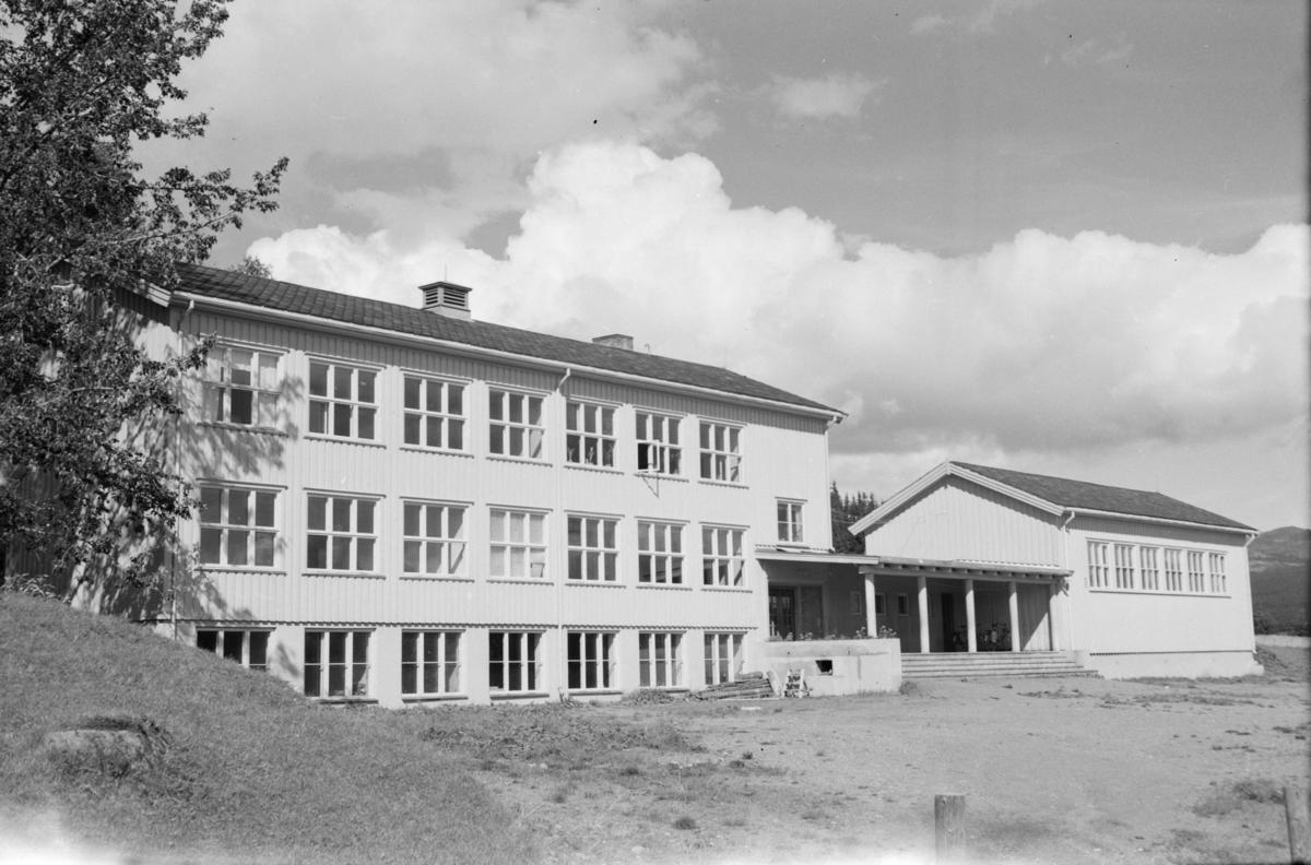 Engjom skole i Østre Gausdal