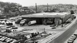 Bryn: Havnelageret. Nils Hansens vei 4. Desember 1980
