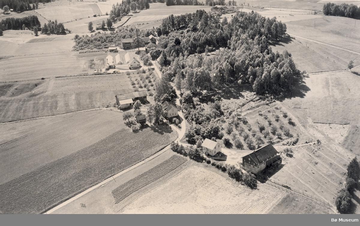 Flyfoto av Haugland
