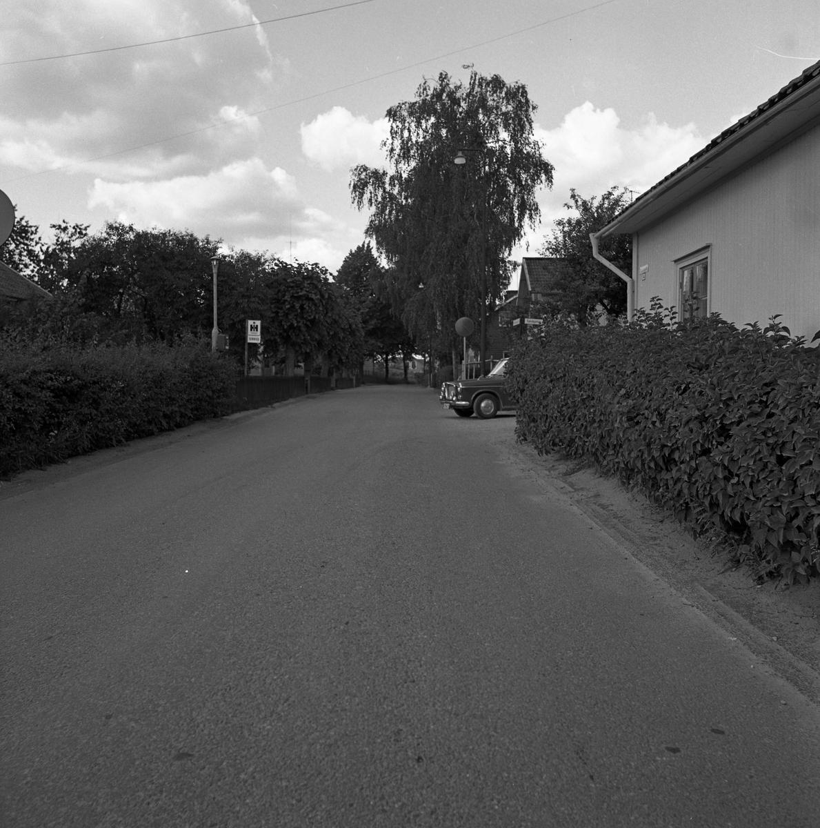 Brunnsängsgatan - Sandgatan Bebyggelse